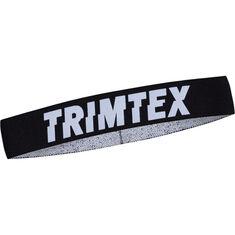 Basic Headband Black / White One Size