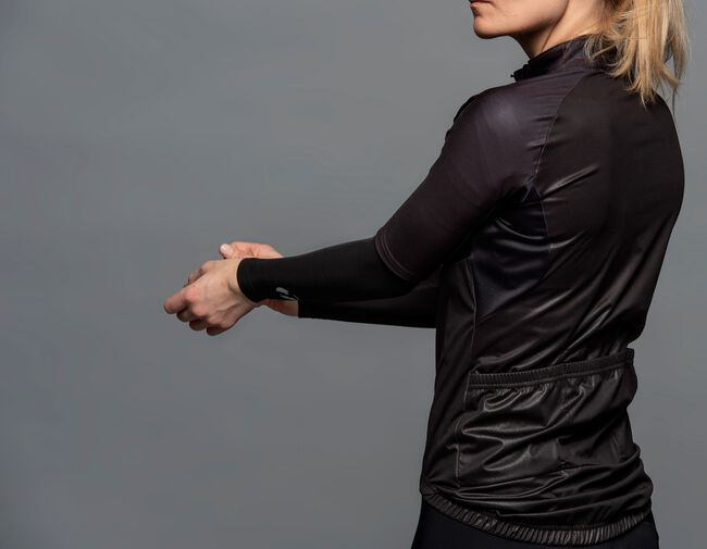 Venom cycling shirt women's