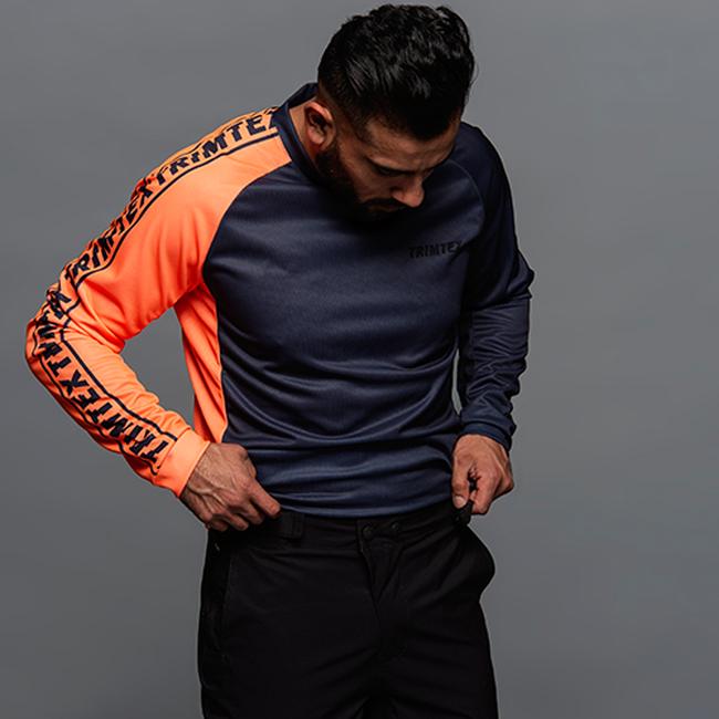 Enduro cycling shirt men's