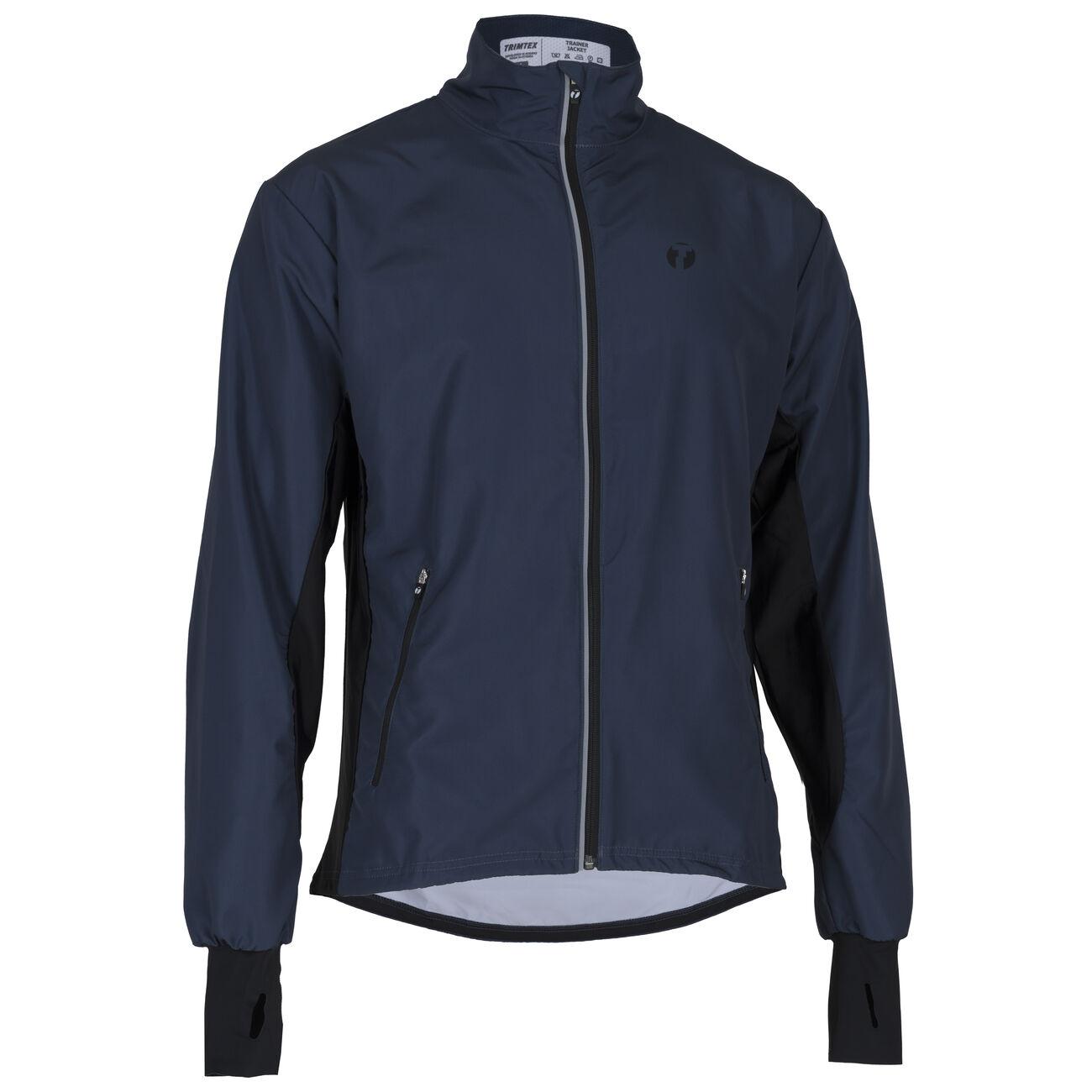 Trainer training jacket men's