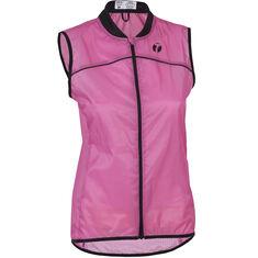 Feather running vest women's