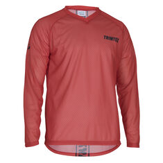 Basic Mesh LS o-shirt