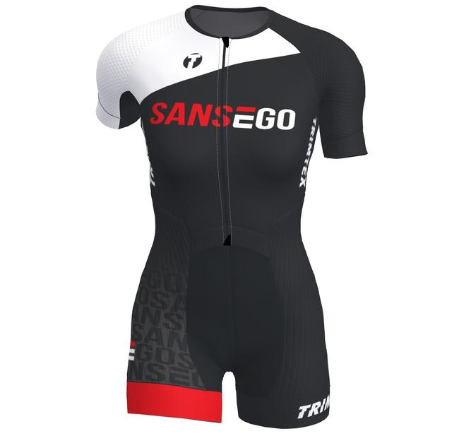 Sansego Aero Tri Speedsuit women`s