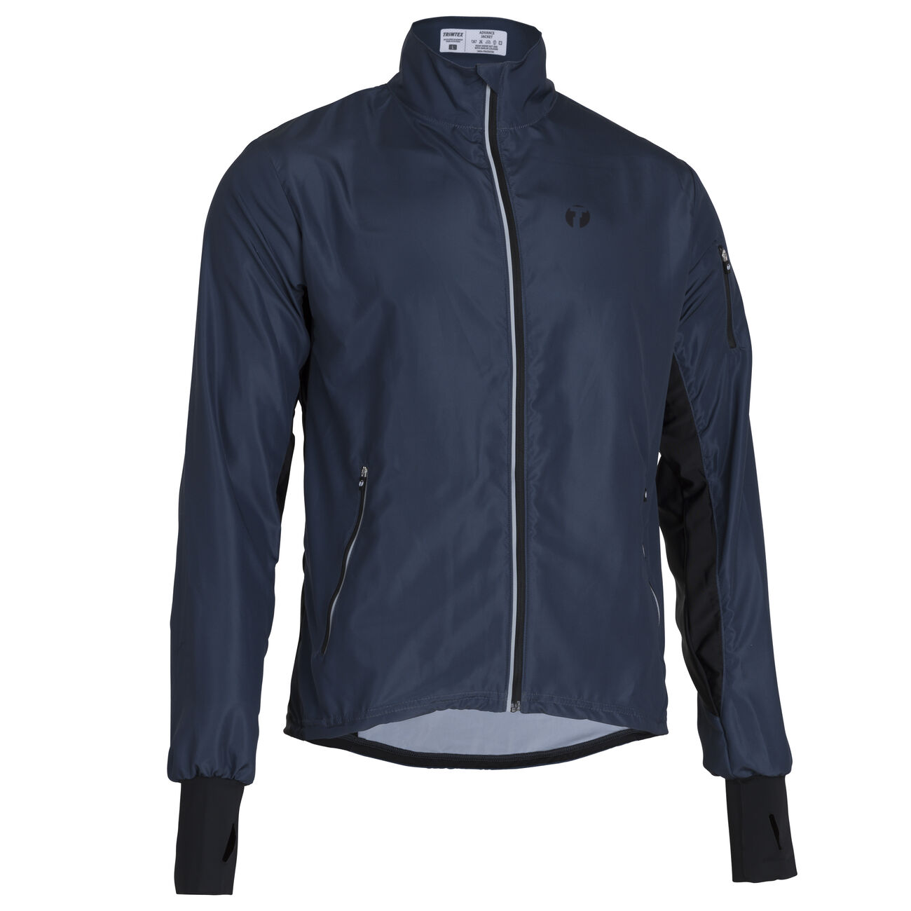 Advance running jacket men's