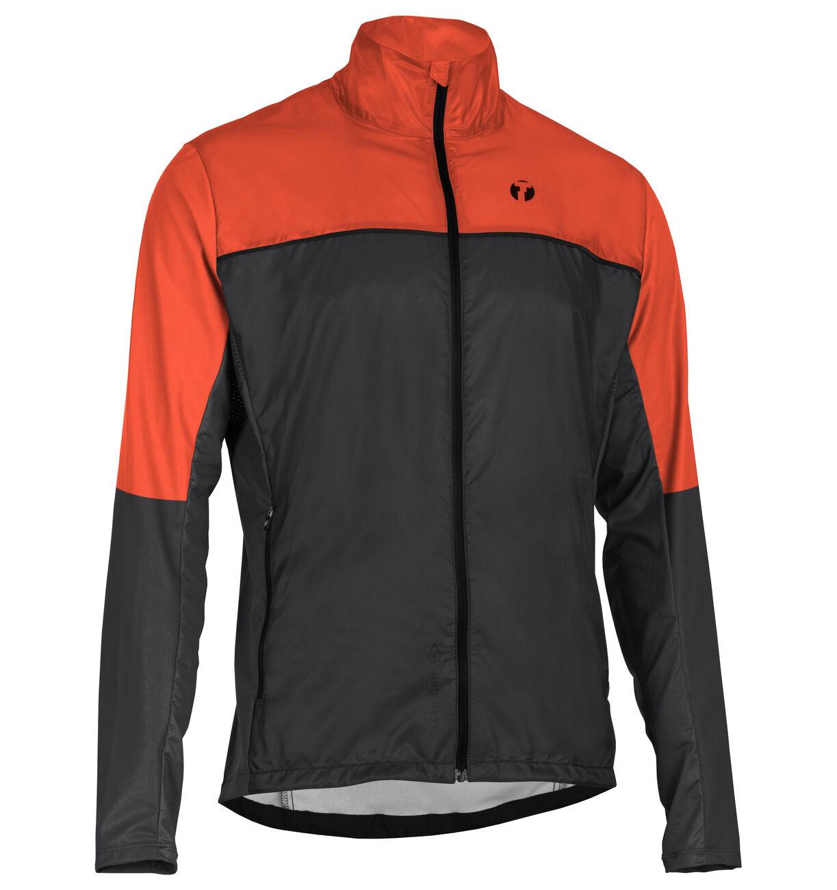 Fast running jacket men's