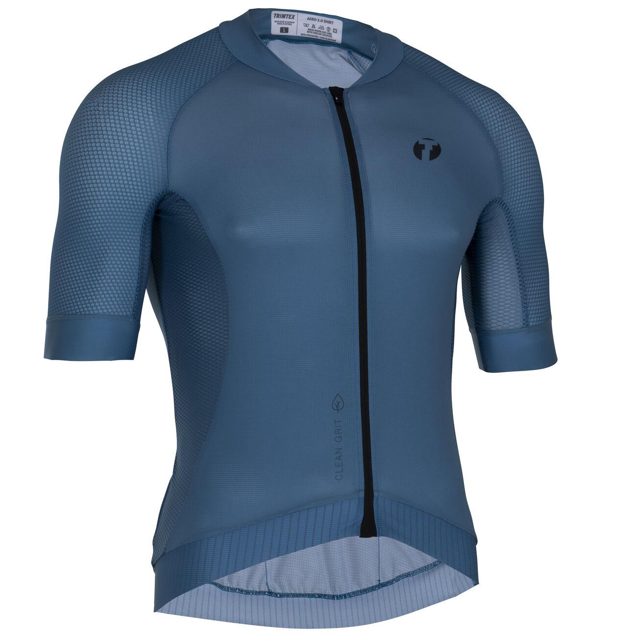 Aero 2.0 cycling shirt men's