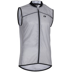 Feather running vest men's